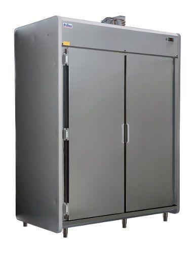 Minicâmara Açougue 1800l 2 Portas Inox 304 Frilux