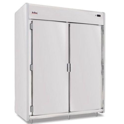 Mini Câmara Para Açougue 2400 L Inox