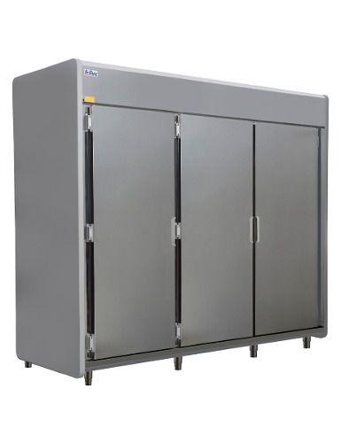 Mini Câmara para Carnes 3000 Litros Externo em Aco Inox 430 RF 058 Frilux