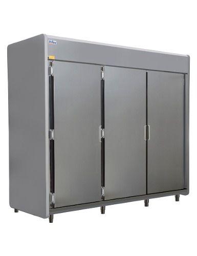 Mini Câmara para Carnes 3000 Litros Externo em Aco Inox 304 Rf 058 Frilux