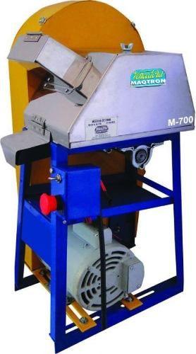 Moenda De Cana Manual Maqtron M700 em Inox com Motor