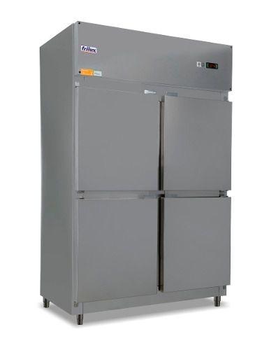 Mini Câmara P/ Congelados Inox 1100 Litros Frilux Rf066t