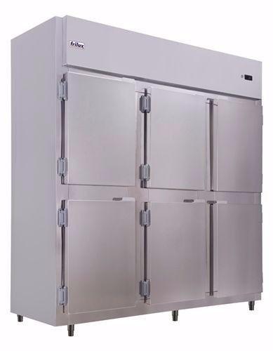 Minicâmara Comercial Inox Porta Cega Frilux Rf067e