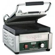 Sanduicheira Panini Waring Wfg150e Lisa 2400w 24cm
