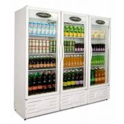 Expositor Refrigerado Conservex ERV 1300 Litros Branco