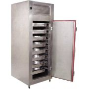 Pass Through Refrigerado Total Inox Fritomaq 75x80x200 1Porta