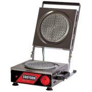 Wafleira Redonda Simples Croydon Mwrs Elétrica 19cm