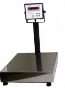 Balança Comercial Led 40x40 cm ( 100Kg/10g ) WPL 100 Bancada Welmy