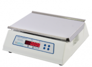 Balança Comercial Pesadora Bandeja de Inox 30 Kg Divisao 10 g W 0030 Welmy