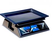 Balanca Computadora de Cristal Liquido Escala Simples c/ back light com bateria DCRB BL 30 Ramuza