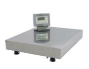 Balança Eletronica Pesadora c/ Bateria Display LCD s/ Coluna Plataforma W 300/50 ( 50x60 ) Welmy