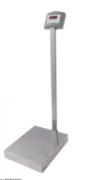 Balança Eletronica Pesadora Led W 300/50 ( 50x60 ) c/ Bateria c/ coluna Welmy