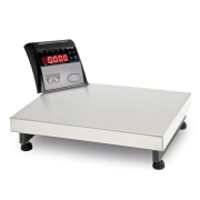 Balanca Industrial Plataforma em Aco Carbono Led Vermelho com Bateria DPB 50 Ramuza