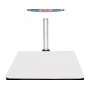 Balanca Plataforma com Coluna 150 Kg Prato Inox PLT 60/ 150 Triunfo