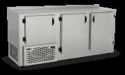 Balcão Refrigerado Com Encosto Conservex Bre190 620 Litros