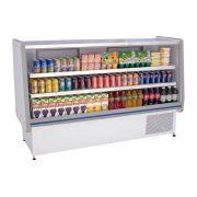 Balcão Refrigerado Modular V Reto Placa Fria RF 079 Plus Frilux