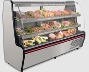 Balcao Refrigerado Visoramico 2 Pistas 140 cm VIS 140 Conservex