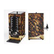 Cafeteira Elétrica de 5 Litros Titã personalizada Inox