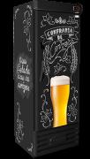 Cervejeira Vertical Cega Conservex CRV 600 Litros BAR