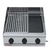 Charbroiler Inox Gás Grelha Argentina 635x635 CH600FL Compact