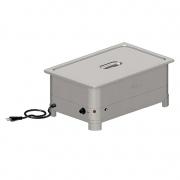 Derretedeira 1 cuba 10Kg Universal Elétrica