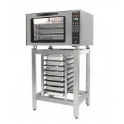 Forno Combinado Eletrico Modelo WC - 03 GNs Gourmet C/ Cavalete Wictory