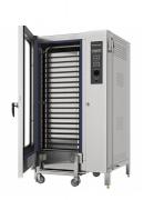 Forno Combinado Programável Completo Gás WCPR40G Wictory