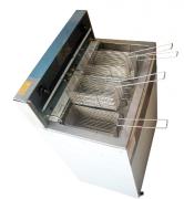 Fritador Água Óleo Elétrico Gabinete 36 Litros 1 reserv FAOI36G Ital Inox