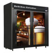 Minicâmara p/ Bebidas P Cega Frente Adesivada RF 055 Plus Frilux