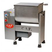 Misturadeira de Carne 58 Litros Monofásica Caf M60 Total Inox 1 Cv