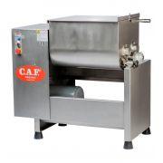 Misturadeira De Carne 130 Litros Trifásica Caf M121 Total Inox 1 Eixo