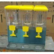 Refresqueira 3 Sabores 15 Litros RF453 45 Litros Varimaq