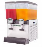 Refresqueira com 2 Sabores de 15 Litros Pop Juice Tecapply 30 Litros