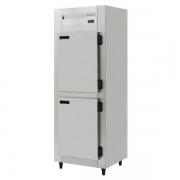 Refrigerador Comercial 2 Portas Externo Inox Escovado interno Inox KRES 2 PDII Kofisa