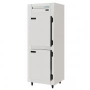 Refrigerador Comercial 2 Portas Inox Brilhoso Interno Galvanizado KRBR 2 PD Kofisa
