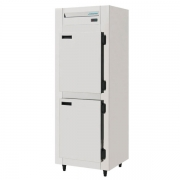 Refrigerador Comercial 2 Portas Inox Brilhoso Interno Inox KRBR 2 PDII Kofisa