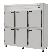 Refrigerador Comercial Inox Escovado 6 Portas ( Inox Interno ) KRES - 6 PDII Kofisa