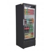 Refrigerador Vertical Visacooler Rf004 410 L Porta de Vidro Frilux
