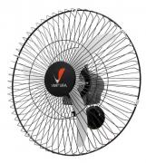 Ventilador Oscilante Parede 60 cm Preto Ventura Bivolt Ventidelta