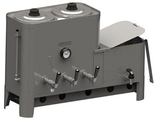 Cafeteira Esterilizador Universal Mc231eg Gás 6 Litros