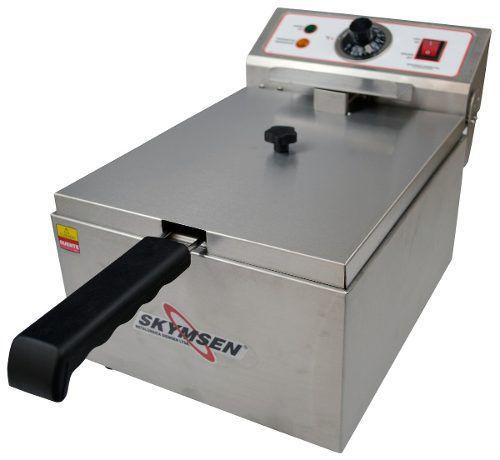 Fritadeira Inox Skymsen Siemsen FE10-N Elétrica 5,5 Litros