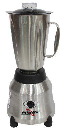 Liquidificador Alta Rotação Inox Skymsen Siemsen LI1,5-N 1,5 Litros