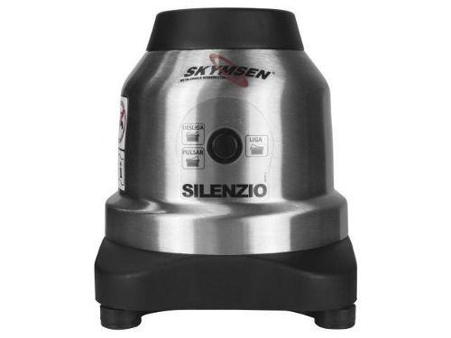 Liquidificador Alta Rotação Inox Skymsen Siemsen LIS1,5-N 1,5 Litros