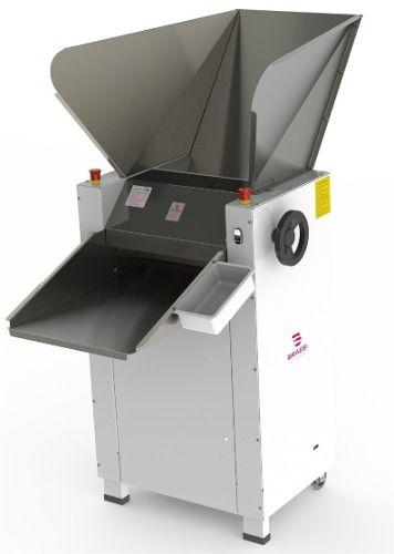 Cilindro Laminador Braesi Cbi 500/1 Elétrico Inox 15Kgs