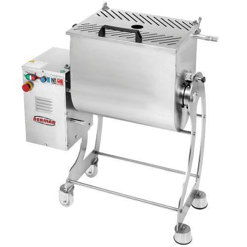 Misturadeira de Carne Bermar Bm107nr 100 Litros Inox