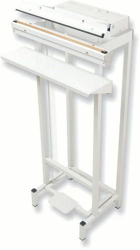 Seladora Comercial Barbi de pedal Hermet400-2c 40cm