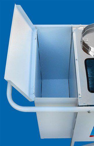 Carrinho Água de Coco Luxo Armon ACLP009 em Inox