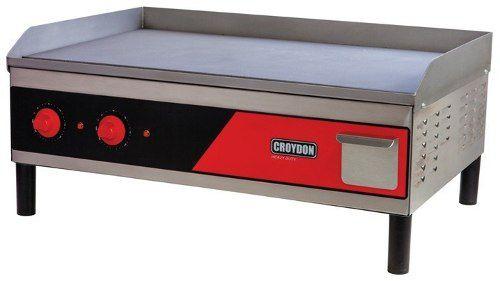 Churrasqueira Croydon Ce08 Elétrica 80x48cm