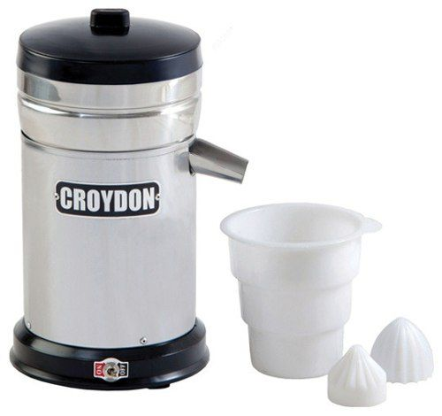 Extrator De Suco Inox Croydon Elea 50l/h 1/2hp