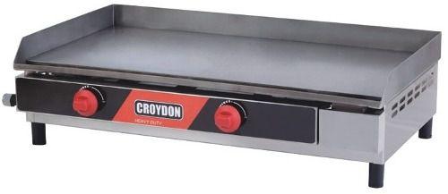 Churrasqueira Croydon Fg08 Gás 80x40cm